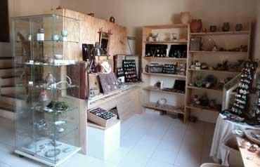 Boutique bijoux Carbassou